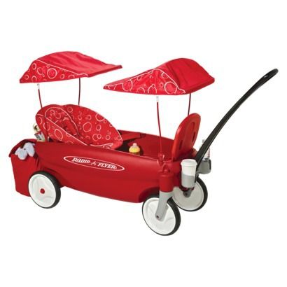 Radio Flyer Comfort Embrace Wagon