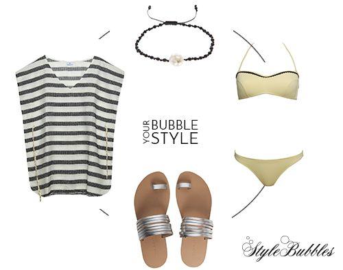 #StyleBubbles #summer #beachwear #BubbleYourStyle #fashionshopping