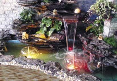 17 best ideas about fuentes de agua on pinterest diy - Fuentes decorativas de jardin ...