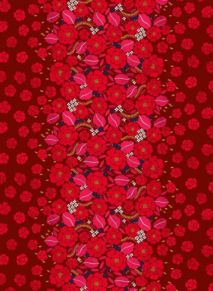 Marimekko Sonja pattern