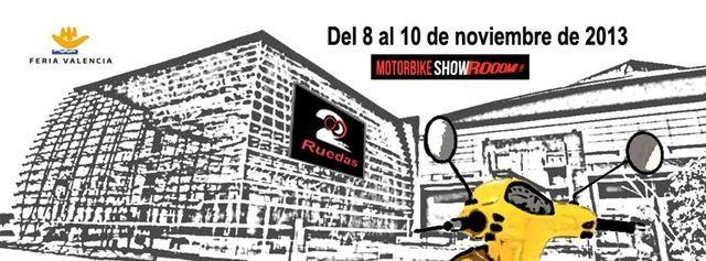 El Salón 2 Ruedas vuelve a Feria Valencia del 8 al 10 de noviembre