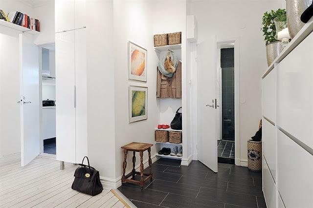 Adventurous Design Quest: Cozy Scandinavian apartment by Alvhem agency