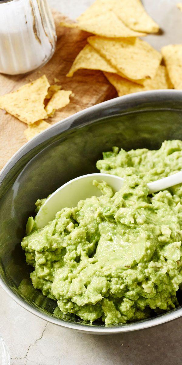 Guacamole geht immer? Sehen wir auch so! Der leckere Avocado-Dip ist mittlerweile ein echter Klassiker!