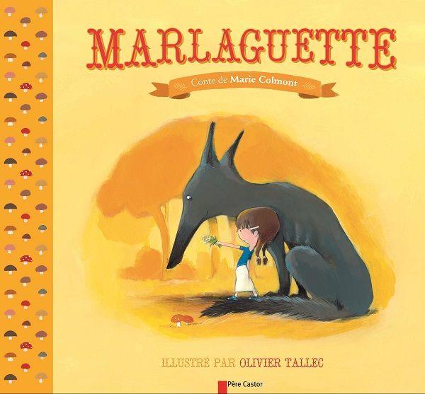 Un grand classique remis au goût du jour par un de nos plus talenteux illustrateurs Marlaguette, texte de Marie Colmont, illustré par Olivier Tallec ( Père Castor). Sélectionné par Gabriel et chroniqué ici : http://lamareauxmots.com/