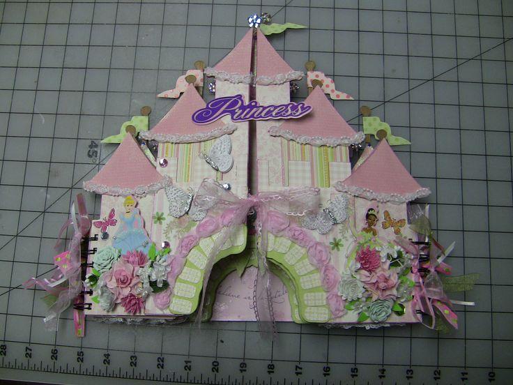 Princess Castle Mini Album