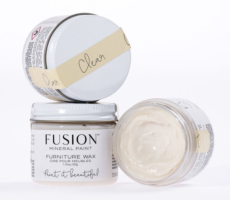 Clear Furniture Wax Fusion Mineral Paint