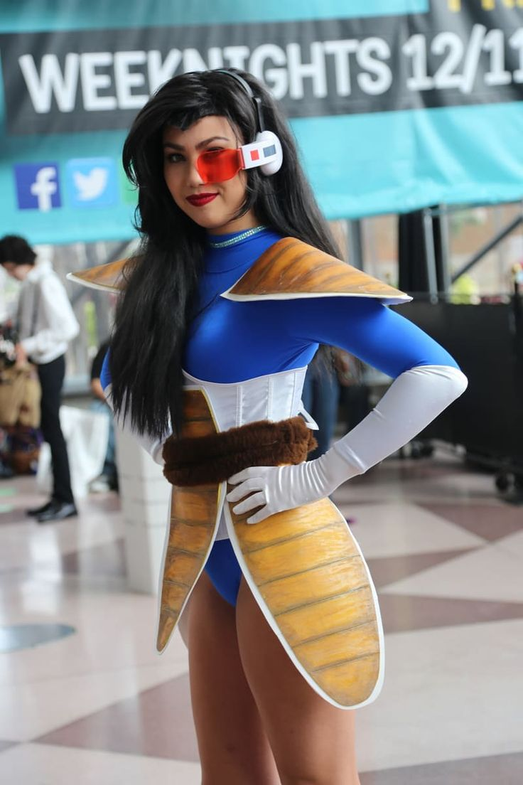 I love a bit of cosplay, it's amazing to se the hard work and dedication that goes into a cosplayer replicating the energy and lok of an iconic character, and then com...
