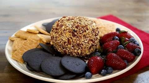Chocolate Chip Cheese Ball Allrecipes.com