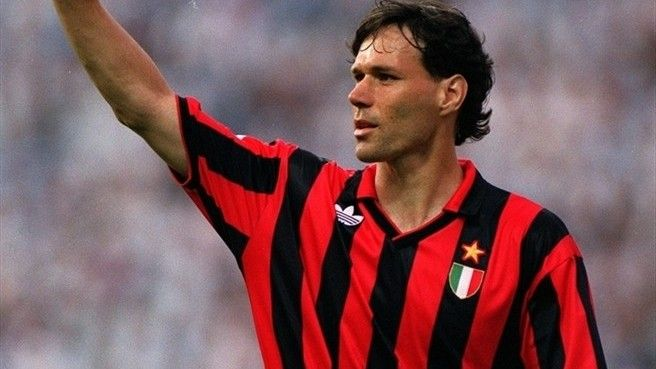 Marco van Basten. Known for his strength on the ball, his tactical awareness and spectacular strikes and volleys, Van Basten was named European Footballer of the Year three times (1988, '89 and '92) and FIFA World Player of the Year in 1992. Van Basten was voted eighth in a poll organised by the French weekly magazine France Football consulting their former Ballon d'Or winners to elect the Football Player of the Century.
