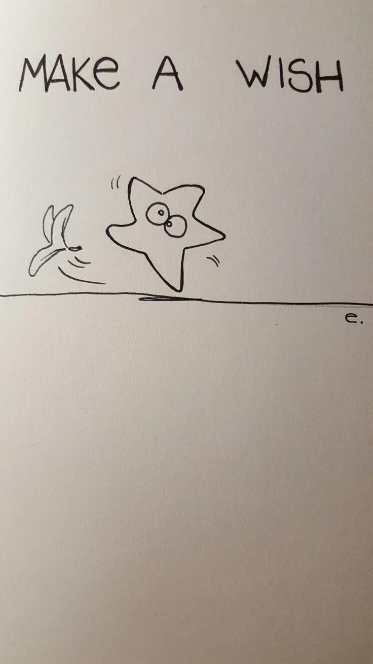 san lorenzo. #falling #star make a #wish. #drawing