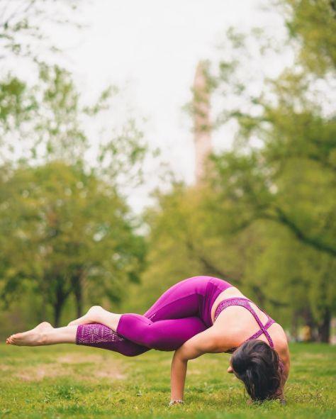 Arm Balance | Yoga Pose | Yoga Inspiration | Yogi Goals