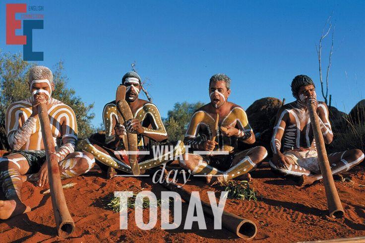А вы знаете, что сегодня день #Мабо, коренного населения #Австралии 🇦🇺  которые уже на протяжении 70 тысяч лет проживают на островах Австралии 🌏  Учите английский с нами 🇬🇧 📝🖇✏️ English Connection!!😀🇺🇸🇬🇧 . 📲+7(495)7742860 💻englishconnection.ru #WhatDayToday