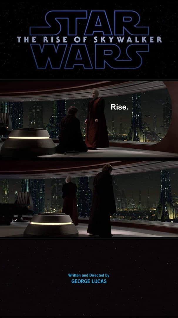 The End Star Wars Memes Star Wars Jokes Star Wars Nerd