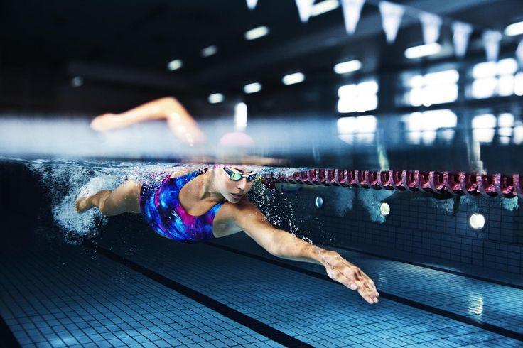 Off to work on my swim. :-) x  NEW Speedo range now available at http://store.speedo.co.uk #getspeedofit
