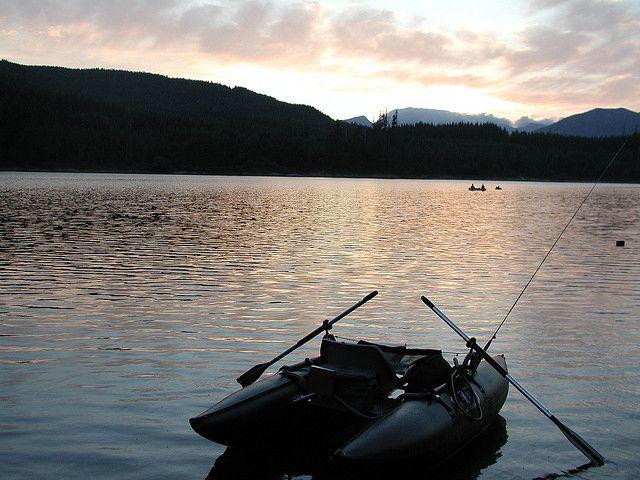 On Merrill Lake