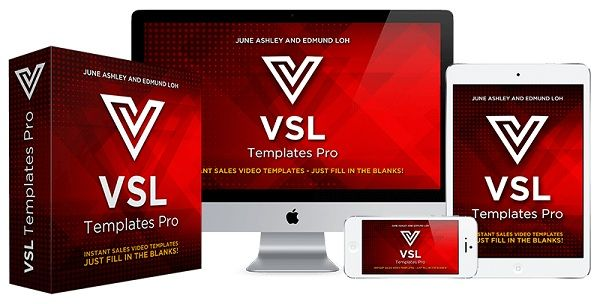 VSL Templates Pro is a collection of 15 PowerPoint Themes that are templates deliberately designed for selling. Whatever you want to sell, these templates can do the job.