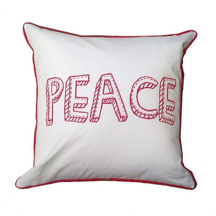Almohad n peace decoracion hogar paz living for Decoracion hogar hippie