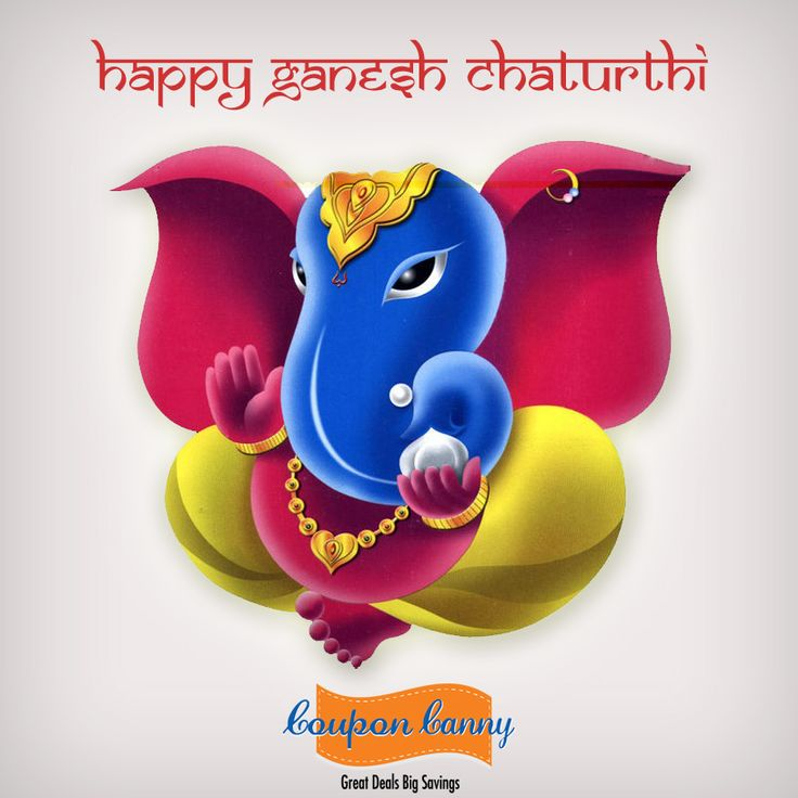 This Ganesh Chaturthi we have some #Coupons to make this day an auspicious day for shopping too!  Visit:  http://www.couponcanny.in/ganesh-chaturthi-deals/