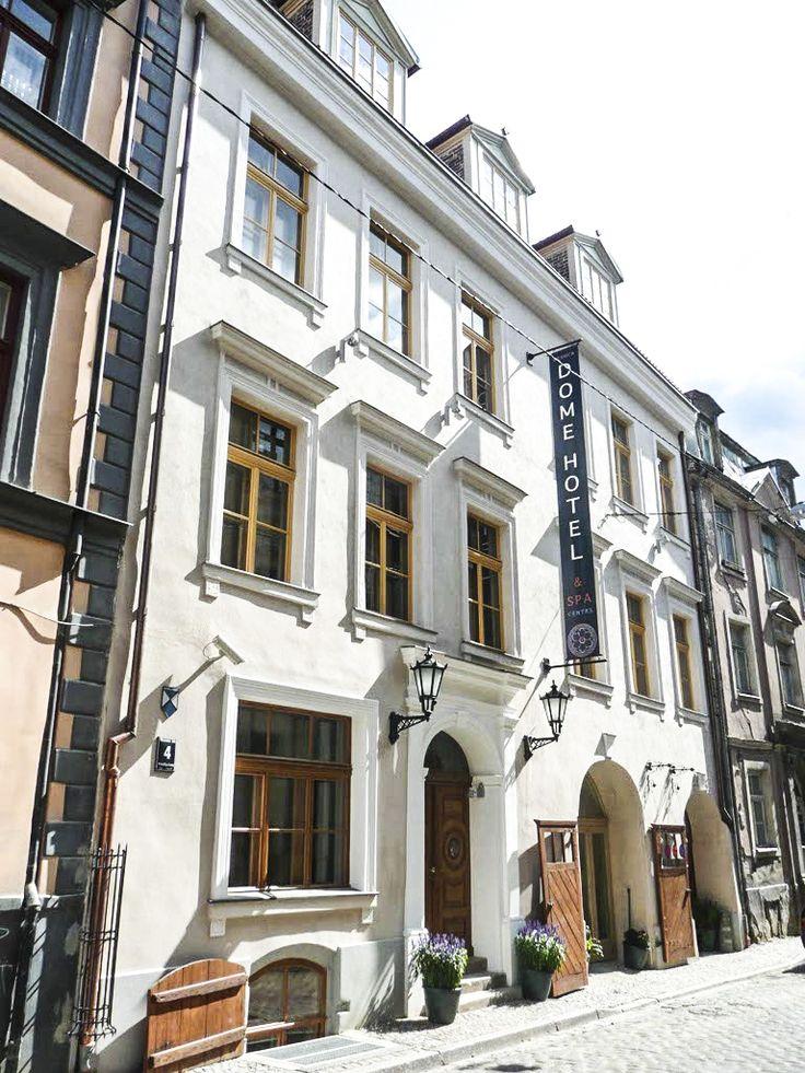 Best Hotels in Riga - Dome Hotel & Spa