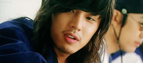 Yoo Ah In - Sungkyunkwan Scandal gif - korean-actors-and-actresses Fan Art