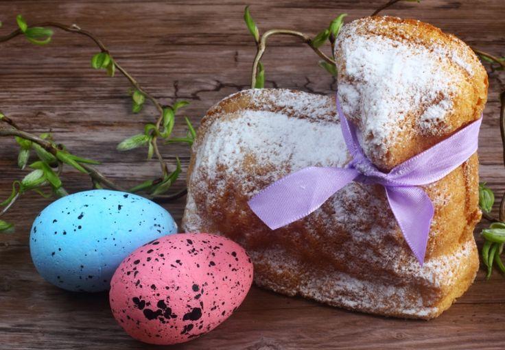 Velikonoční beránek (s ricottou)
