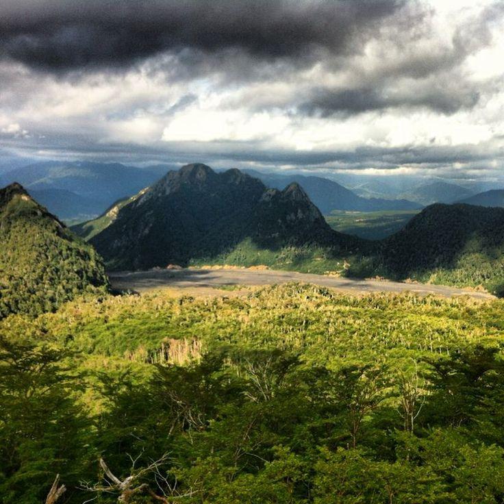 Parque Nacional Villarrica, Chile