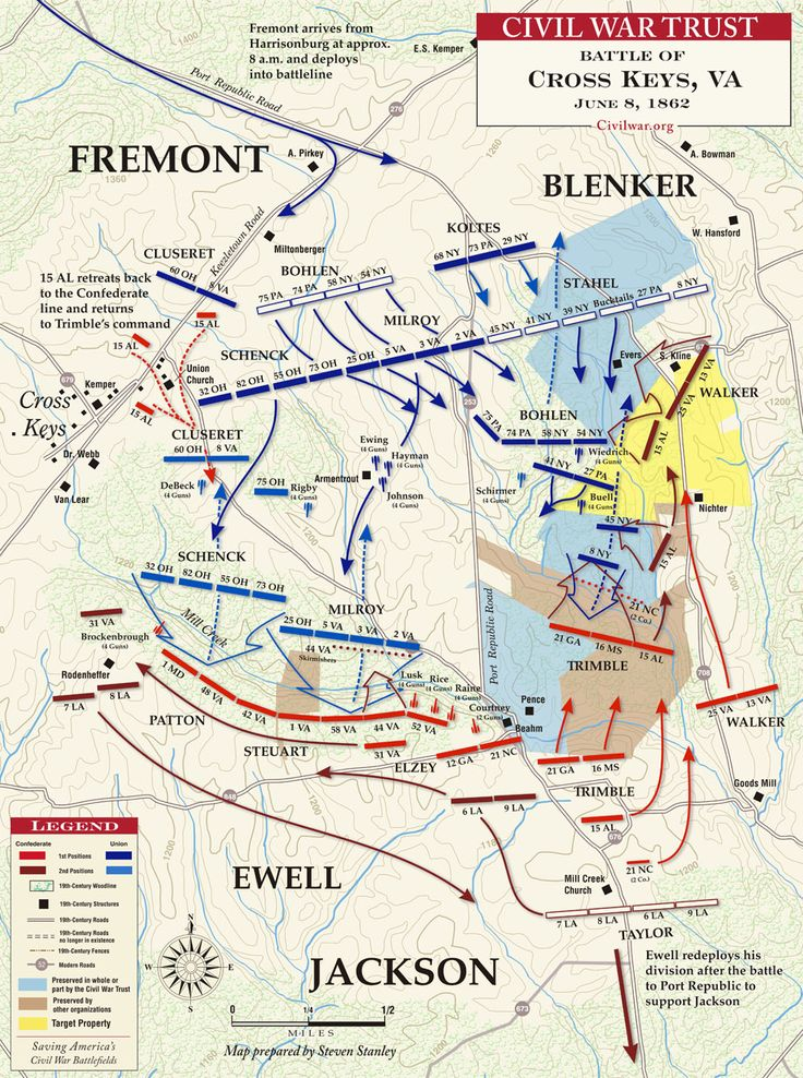 Civil war battle maps 1861 1865