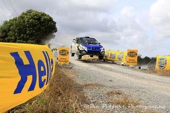 FIA International Rally Whangarei 2012
