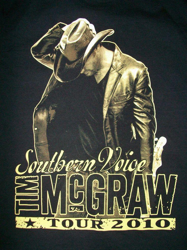 Tim McGraw Southern Voice Tour 2010