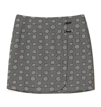 MARCS | New Arrivals - SPOT JACQ WRAP A-LINE SKIRT