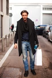 Stockholm street style men