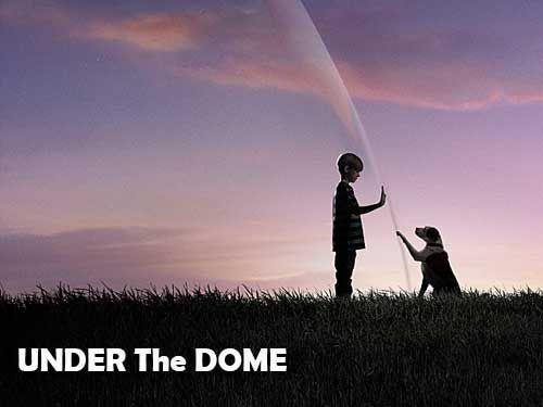 Under the Dome, CBS tarafından yayınlanan bir Amerikan bilim-kurgu ve korku televizyon dizisidir. Stephen King'in