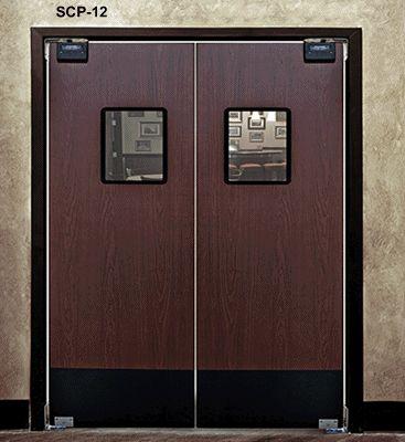 Swing Doors For Commercial Kitchen