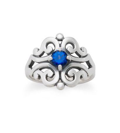 James Avery Birthstone Rings