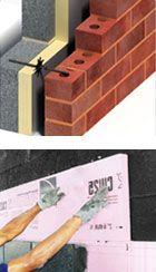 Masonry and cavity wall insulation