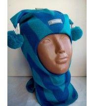 Шапка  шлем зимний Beezy - Зигзаг