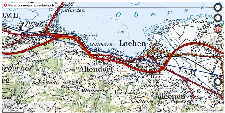Altendorf SZ Verkehr Stau Staumeldungen http://ift.tt/2A8b5bY #karten #schweiz