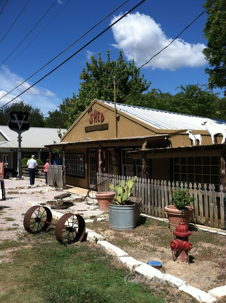 Eating Vegan in Salado, Texas 2015 The Shed