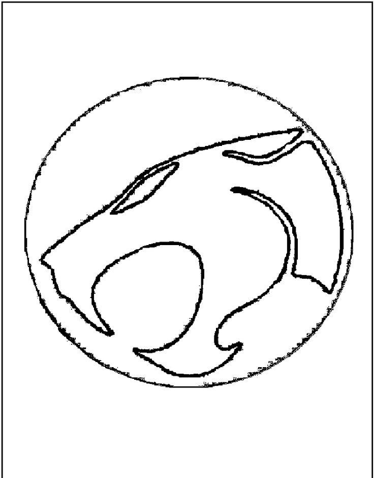 cheetara thundercats coloring pages - photo#31