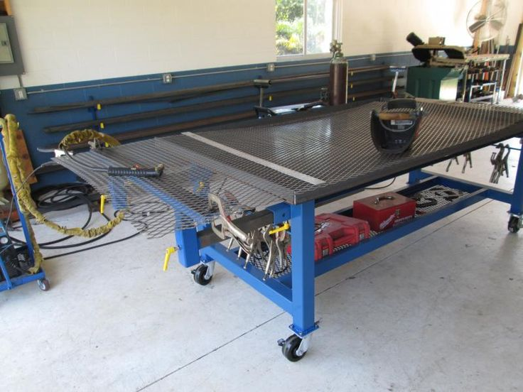 40 Best Images About Welding Table Ideas On Pinterest Workbenches Miller Welding And Welding