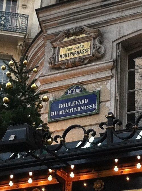 Lumières de Noël . . . Noël à Paris