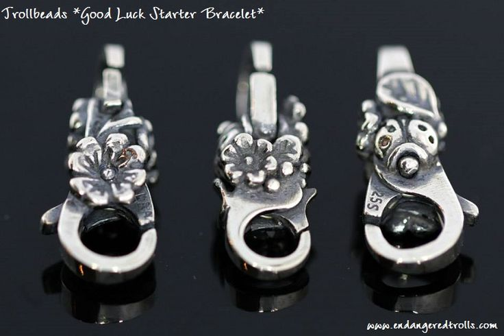 good luck bead trollbeads - Google Search