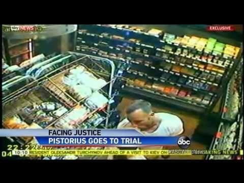 Murder Trial of 'Blade Runner' Oscar Pistorius - YouTube