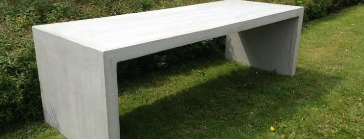"""BLOOK"" Concrete look Table"