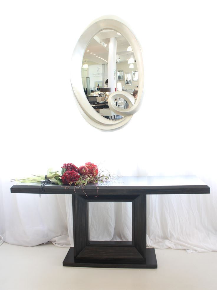Penelope Console made in Ecuador by La Galeria. Available at Sarsfield Brooke.