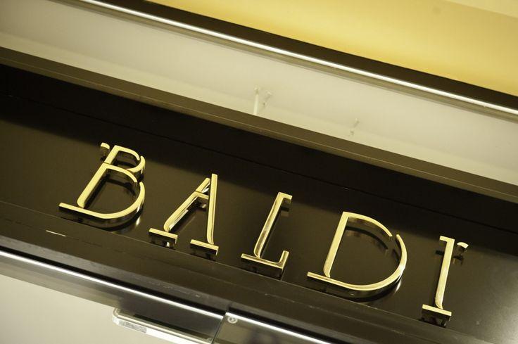 Baldi in Doha - flagship boutique