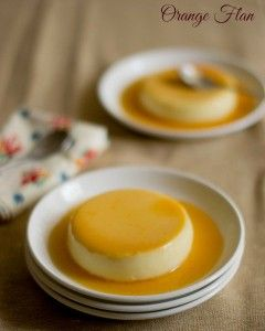 Orange-Flan-Creme-Caramel-Custard-pic