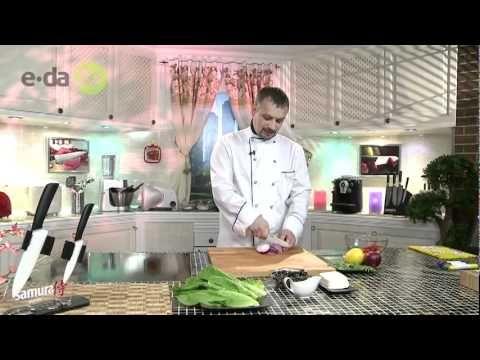 ▶ Греческий салат на сайте e-da.tv - YouTube