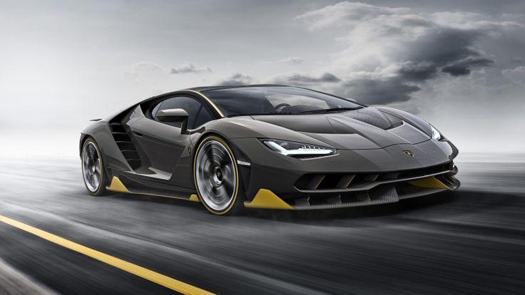 Lamborghini Centenario to grace the cover of next Forza game