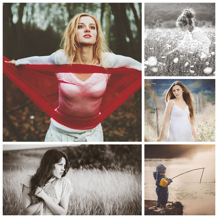 Free Photography Templates - Blog Boards